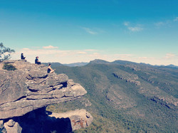 Reeds lookout and The Balconies- Grampians National Park