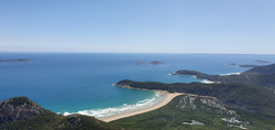 Mount Oberon Summit - Wilsons Promontory National Park