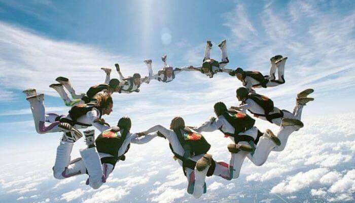 Skydiving Melbourne