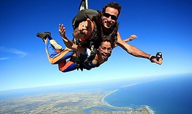 Skydiving Chillax Tours