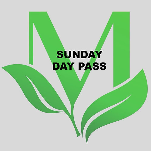 Sunday Day Pass