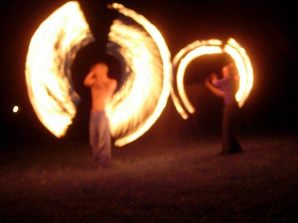 firespinning