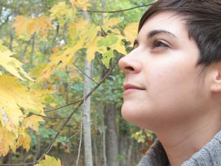 Workshop Spotlight: Forest Yoga in the Garden