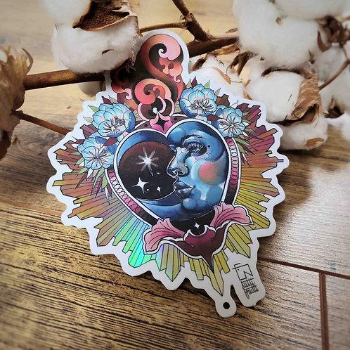 Tutti Stickers - Lune sacrée
