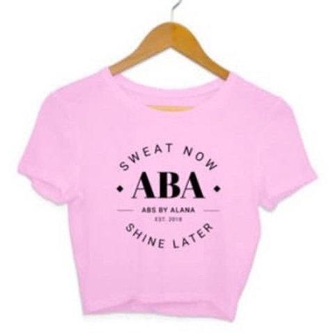 Pink ABA Crop