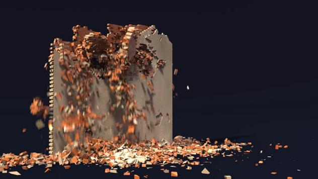 Wall Demolition - WIP
