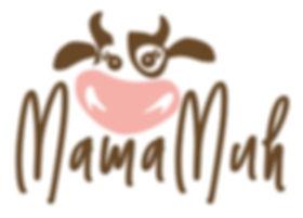 LOGO MAMAMUH_FINAL_Kuh und Schriftzug_4C