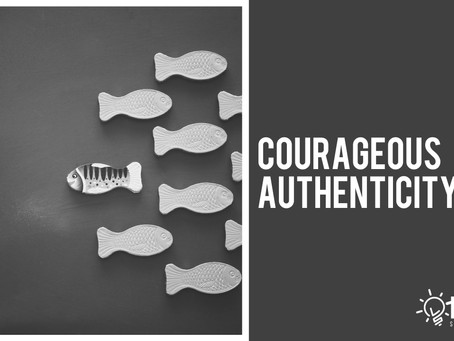 Courageous Authenticity