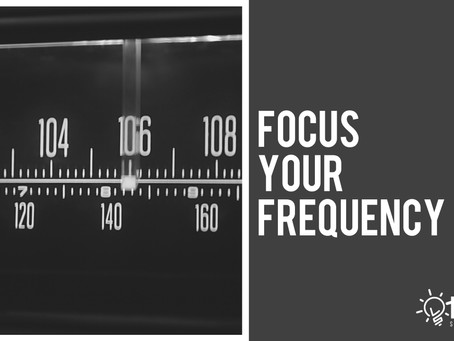 Focus Your Frequency