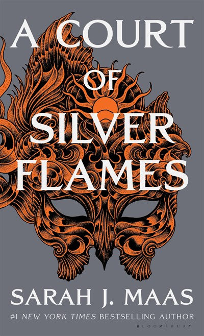 A Court of Silver Flames by Sarah J. Maas  (2/16)