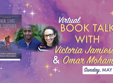 A Second Chance to Stargaze: An Interview with Victoria Jamieson & Omar Mohamed