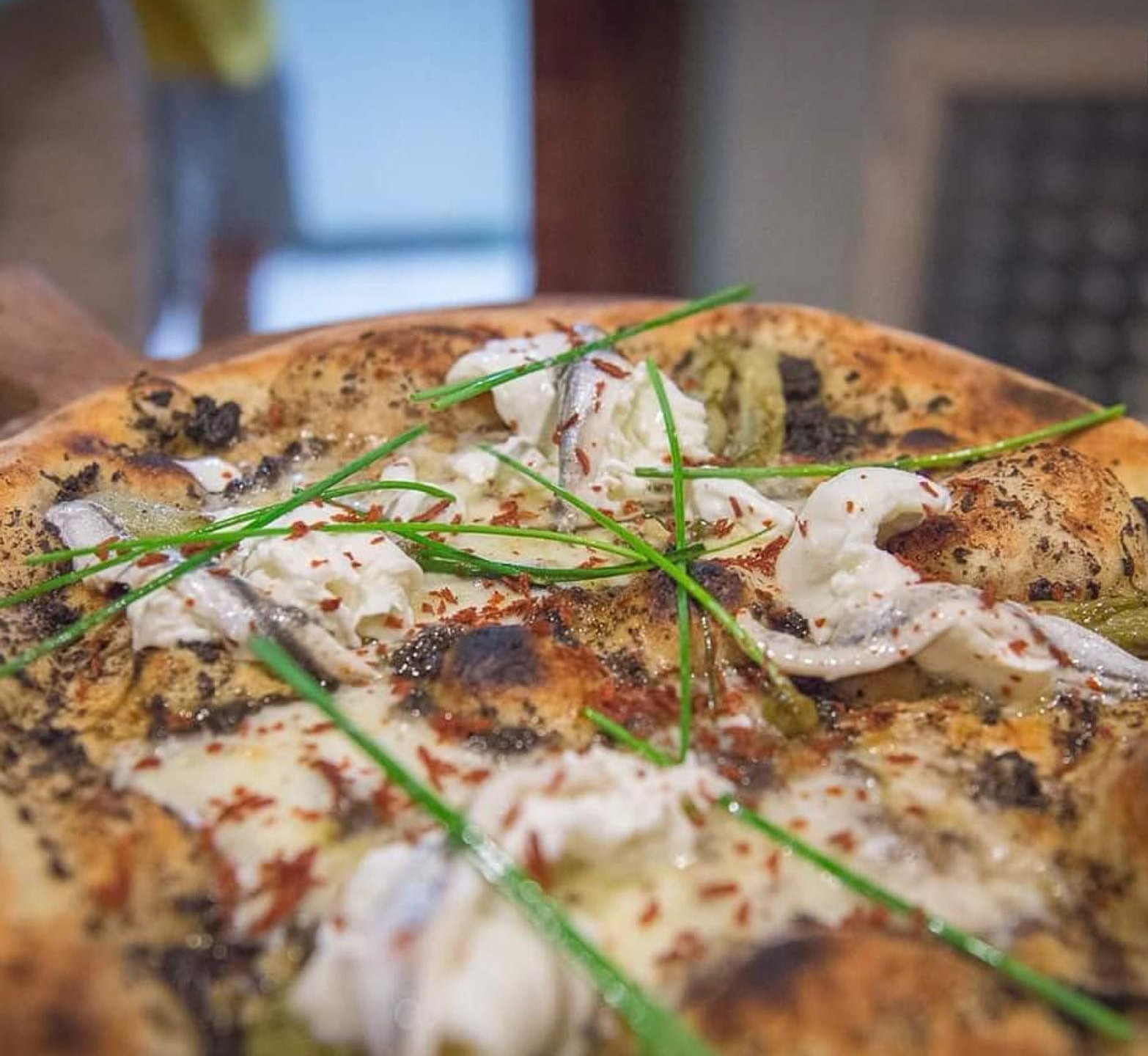 pizza gustando 2018