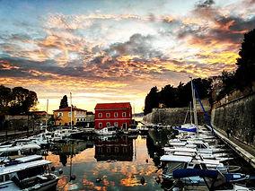 Zadar Small port