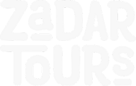 logo of the travel agency Zadar Tours