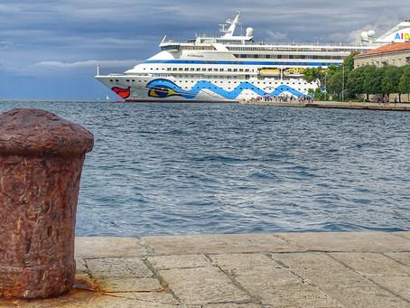 Getting around in Zadar