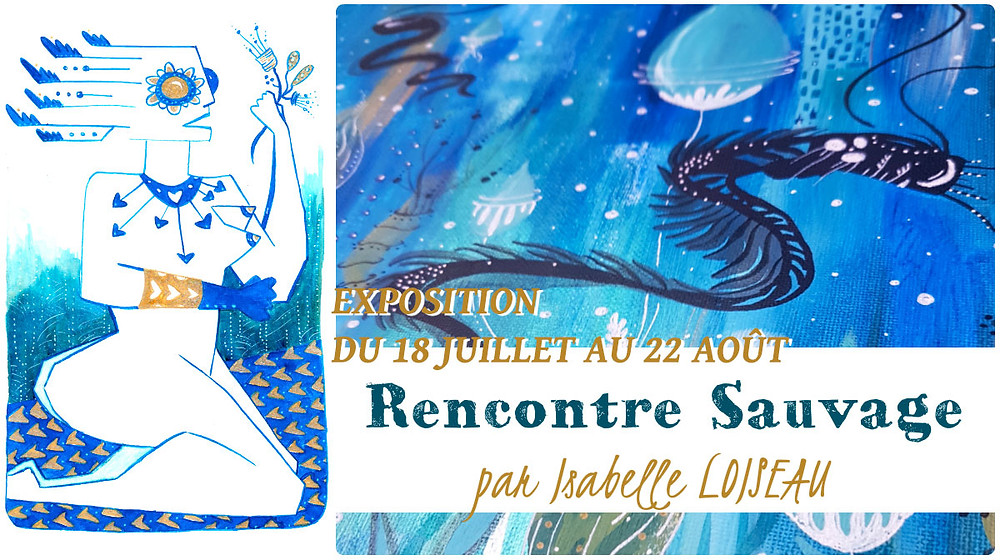 rencontres sauvages exposition