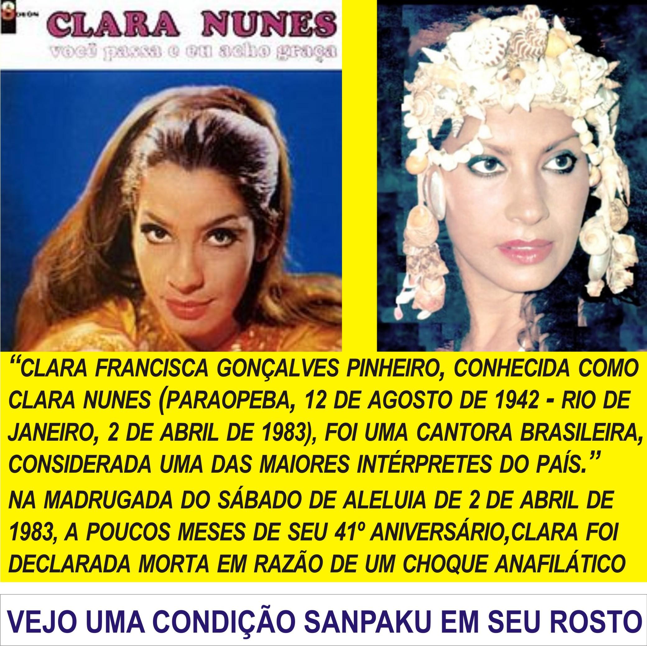 POST 447 CLARA NUNES
