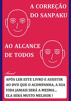 livro sanpaku amaral vida saúde paz fé