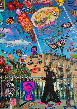 Camden Town London