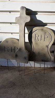 Tombstones | Dallas Event Services