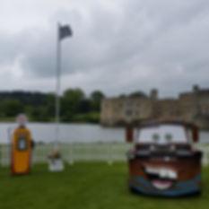 Leeds Castle Motors By The Moat | Dallas Event Services