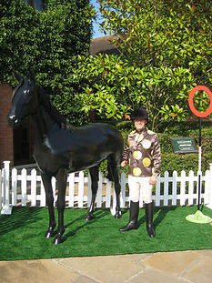 Black Horse | Dallas Event Services