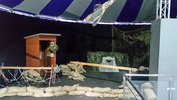 WW 2 Display | Dallas Event Services