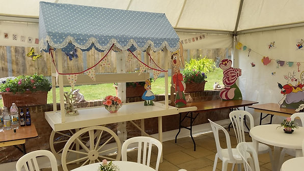Candy Cart Hire | Dallas Event Services