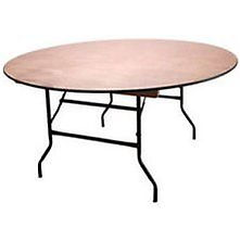 5ft Round Table Hire | Dallas Event Services