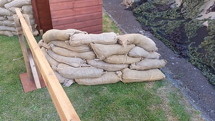 Lite Weight Sand Bags | Dallas Event Services