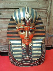EGYPTIAN QUEEN BUST | Dallas Event Services