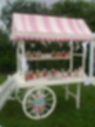 Candy Cart | Dallas Event Services
