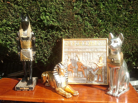 Egyptian Themed Props | Dallas Event Services