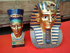 TUTANKHAMEN BUST | Dallas Event Services