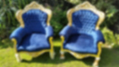 Throne Chairs | Dallas Event Services