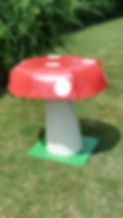 Large Mushroom | Dallas Event Services