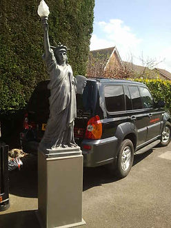 Statue Of Liberty | Dallas Event Services