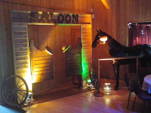 Wild West Theme | Dallas Event Services
