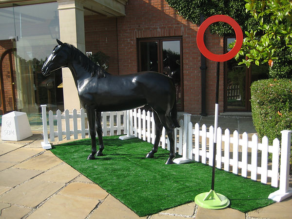 Horse Racing Prop`s | Dallas Event Services