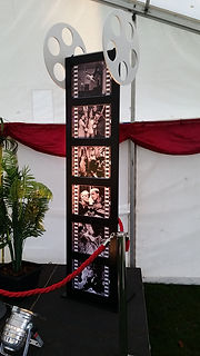 Film Strip Prop | Dallas Event Services