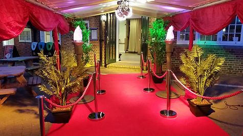 Red Carpet Entrance | Dallas Event Services