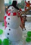 6ft Snowman | Dallas Event Services