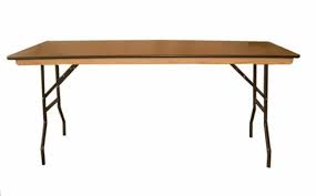 6ft Trestle Table | DallasEvent Services