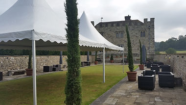 2x 6m x 6m Marquees | Dallas Event Services
