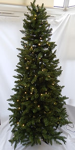 7ft Christmas Tree | Dallas Event Services