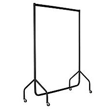 Clothes Rail Hire | Dallas Event Services