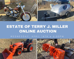 Miller Estate Online Auction