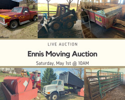 Ennis Live Auction