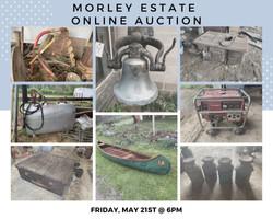 Morley Estate Online Auction