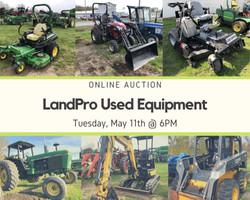 LandPro Online Auction